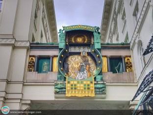 Ankeruhr Vienna