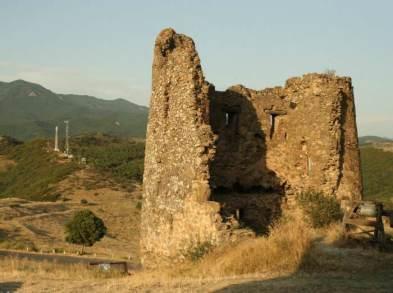 ruiny bashni