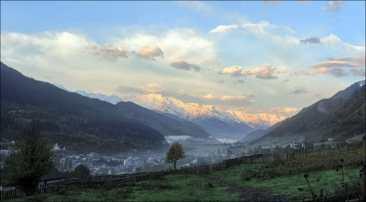 Сванетия – край тысячи башен