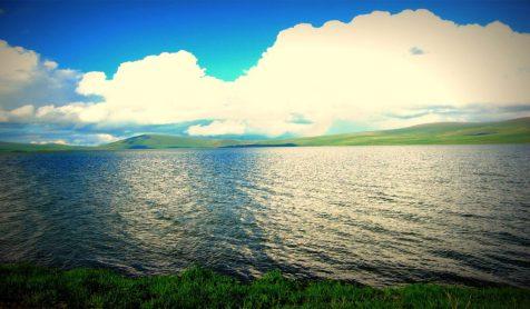 Паравани – самое крупное озеро Грузии, хранящее тайну