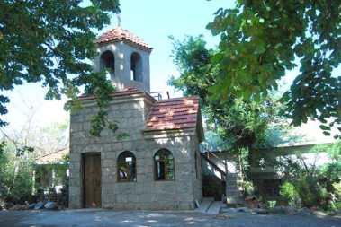 Zvonnica monastyrya e