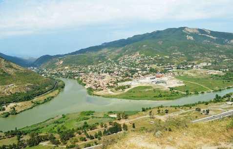 reka Kura Tbilisi