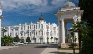 Сухуми - столица Абхазии*