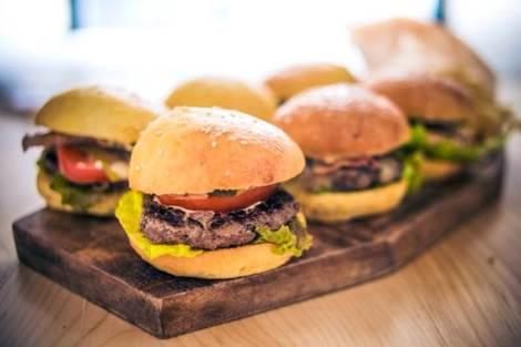 YARD // Burger Joint - лучшие бургеры в Тбилиси