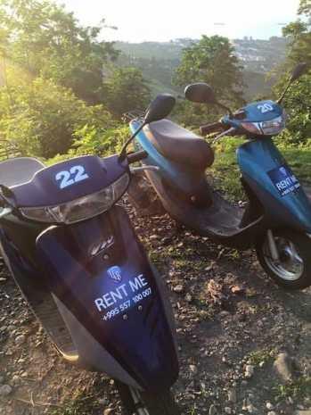Прокат скутеров в Батуми от LCR
