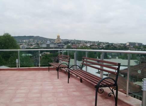 """Отель """"Tbiliseli"""" в Старом Тбилиси"""