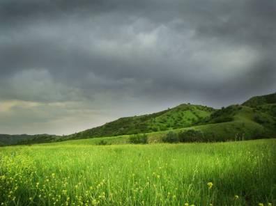 Вулканы, равнины, горы, озера - это все Вашлованский национальный парк