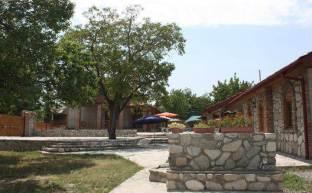 Гостиница и ресторан Кахетинский двор в Кахетии