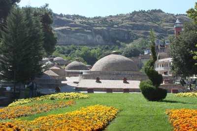 Sernye bani Tbilisi