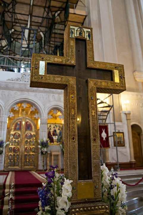 Кафедральный собор Святой Троицы (Цминда Самеба) - главный храм Грузии