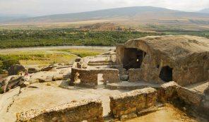 К истокам Грузии: Уплисцихе, Мцхета, Атени Сиони