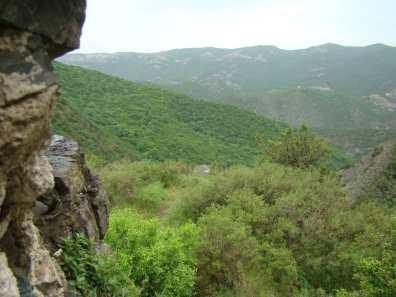 Однодневный трек к Армазцихе (Багинети) и цитадели Армази