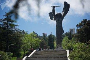 Ваке Парк в Тбилиси
