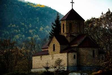 Монастырь Тбети