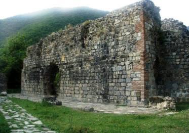 Кумский храм Рождества Богородицы. V-VI век.