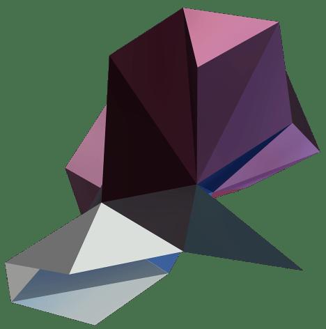 """""""RER C, II"""", Réinterprétation dimensionnelle n° r_377-2 c3, 2016"""
