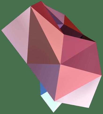 """""""RER C, II"""", Réinterprétation dimensionnelle n° r_377-2 c7, 2016"""