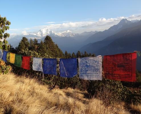 Nepal Fairaway Foto