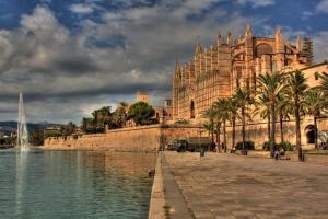 Skyscanner Kathedrale Palma de Mallorca