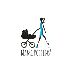 Mami Poppins Logo Website