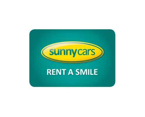 Sunny Cars Logo Website