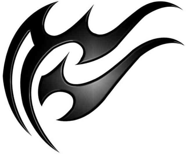 Как нарисовать знак зодиака дева
