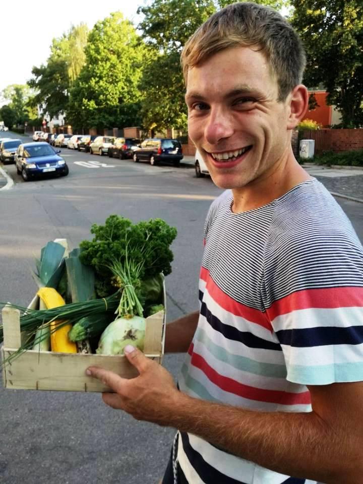 Bio-Vegan in der Landwirtschaft: Pionier Daniel Hausmann macht es vor