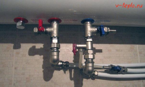 koukku 2 kuumaa vettä lämmittimet