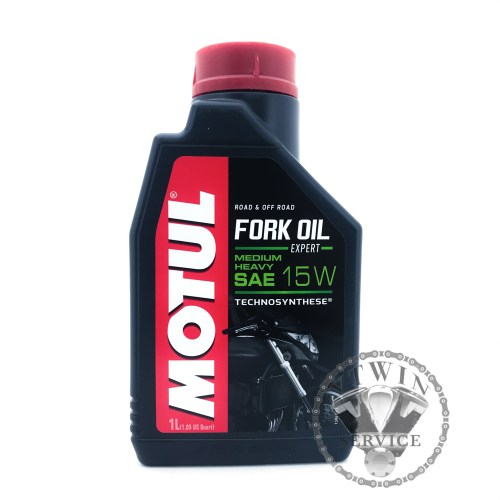 Масло для вилок Motul Fork Oil Expert Medium/Heavy 15W