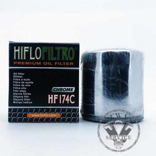 Масляный фильтр HIFLO HF174C