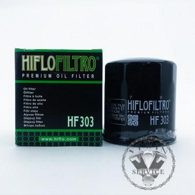 Масляный фильтр HIFLO HF303