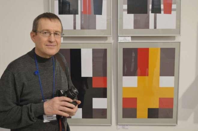 Участники 58-ой Городской художественной выставки в Каменске-Уральском