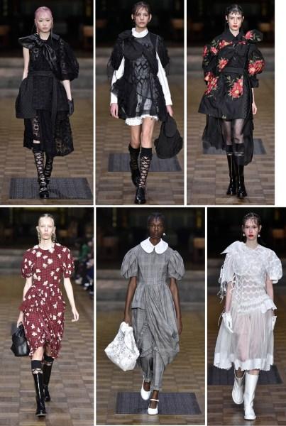 British Womenswear Designer . Simone Rocha