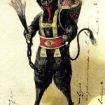 Krampus . Winter Monsters