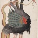 Fantastic Beasts of Medieval manuscripts
