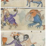 Fantastic Beasts of Medieval manuscripts