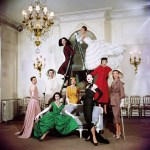 House of Dior.Paris in 1957