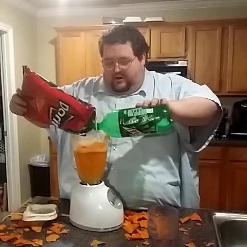 Resultado de imagen de gordo doritos