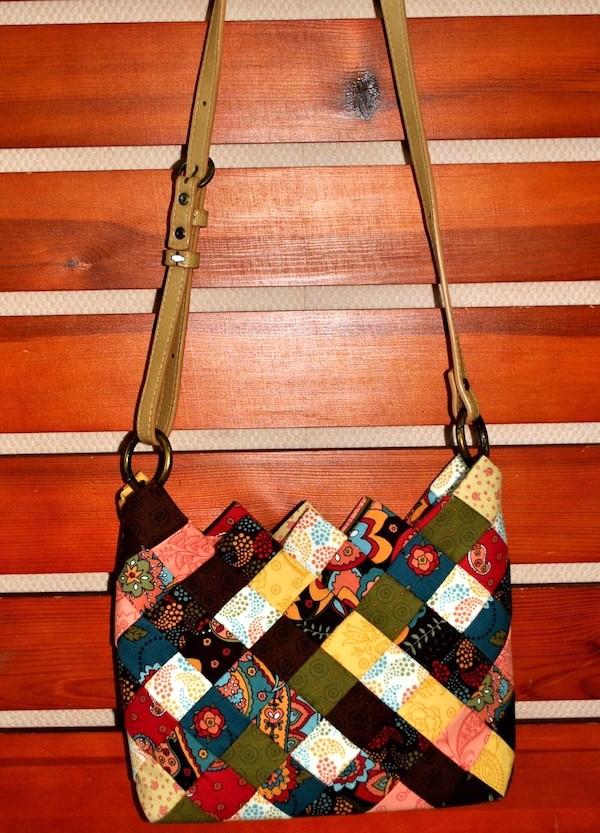 20 modeles de sacs en tissu a faire soi