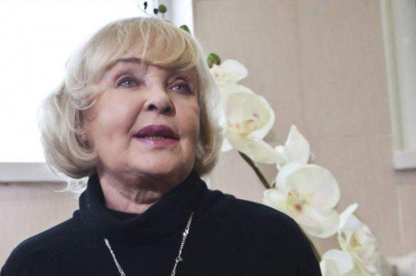 Аде Роговцевой исполнилось 75 лет