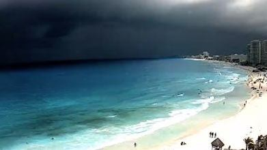 HD Decor Images » Cancun Rain Clouds   The Weather Channel