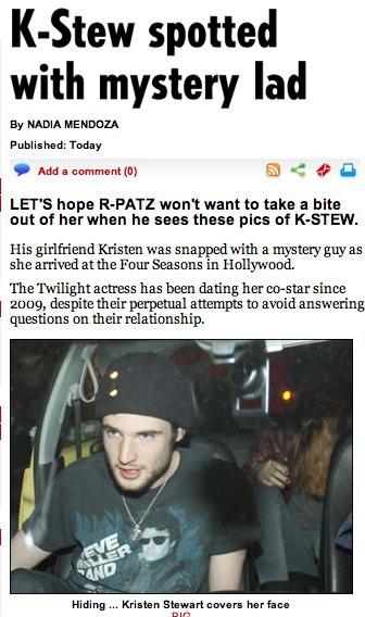 koji se prije kristen družio s Robertom Pattinsonom napredovanje fizičko