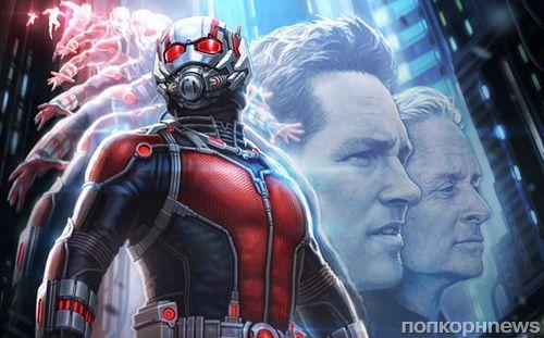 Marvel анонсировала сиквел Человека-муравья