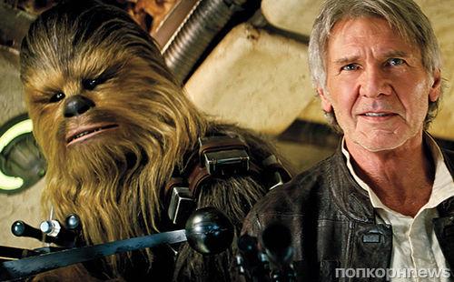 Харрисон Форд получил за новые Звездные войны 35 миллионов долларов