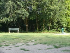 Hampton Park dog run
