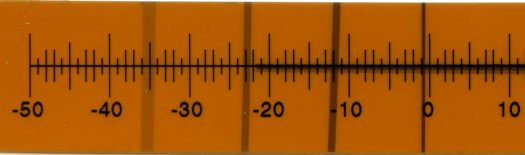BMD beam width