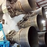 Saturn V main engines
