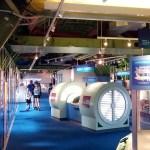 Inside NASA 905 SCA