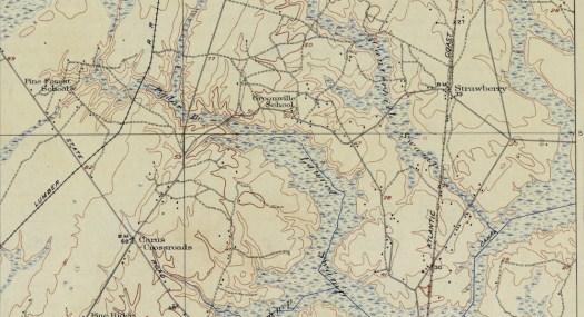 1919 Goose Creek/Moncks Corner/Summerville