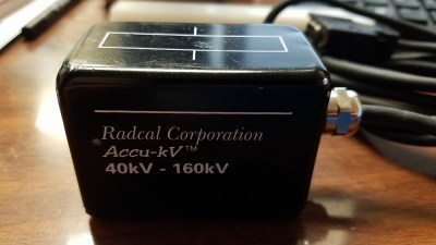 Radcal 40x5-W kV sensor